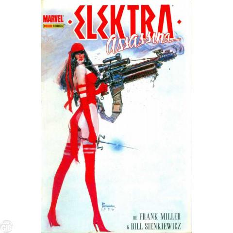Elektra Assassina [Panini - 1ª edição]  mar/2005