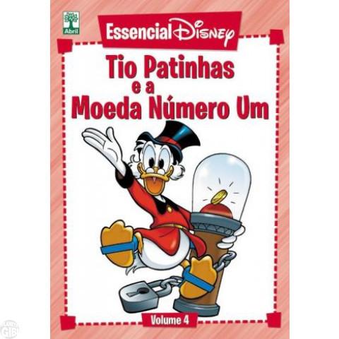 Essencial Disney nº 004 mar/2012 - Tio Patinhas e a Moeda Número Um