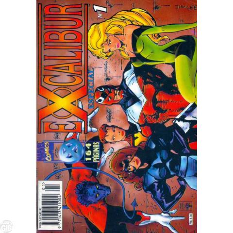Excalibur Especial  [Abril] nº 001 mai/1996
