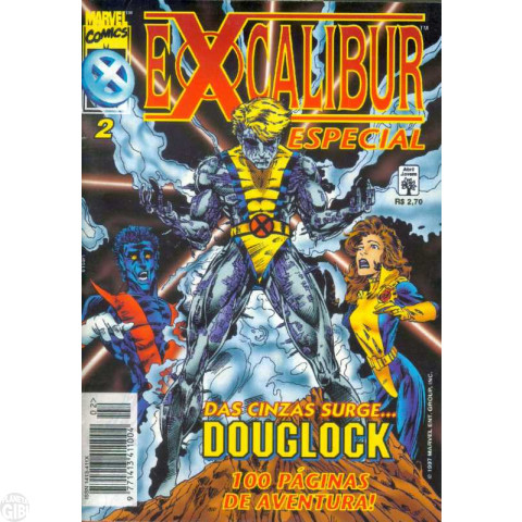 Excalibur Especial  [Abril] nº 002 jan/1997