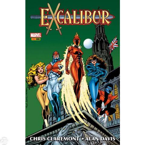 Excalibur [Panini - 1ª série] nº 001 jul/2015 - Lacrado