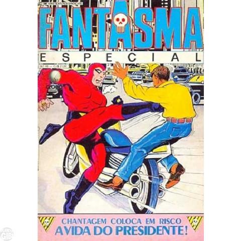 Fantasma Especial [Globo - 2ª série] nº 016 out/1987 - A Isca