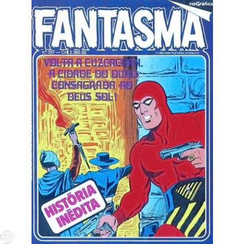 Fantasma [RGE] nº 357 ago/1985 - Vide detalhes