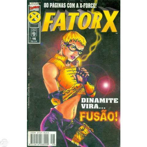 Fator X [Abril] nº 016 jun/1998