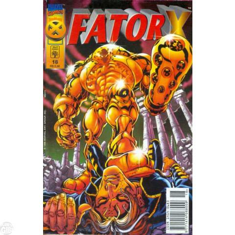 Fator X [Abril] nº 018 ago/1998