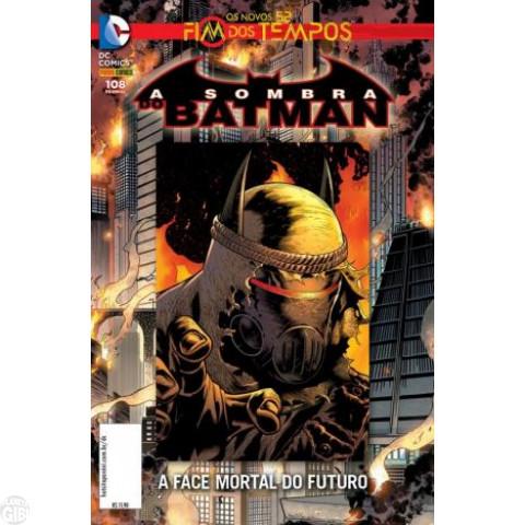Fim dos Tempos: Sombra do Batman - Os Novos 52 - 2015