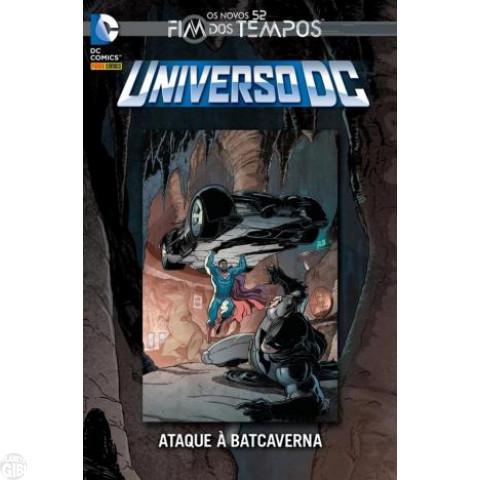 Fim dos Tempos: Universo DC - Os Novos 52 - 2015