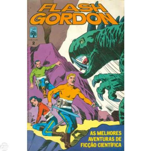 Flash Gordon [Abril] nº 002 abr/1979 - A Melhores Aventuras de Ficção Cientifica