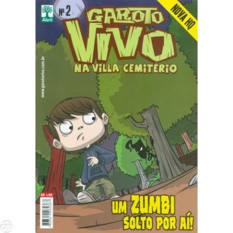 Garoto Vivo nº 002 mar/2012