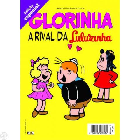 Glorinha [Pixel] nº 001 mar/2012 - A Rival da Luluzinha