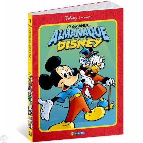 O Grande Almanaque Disney 001 abr/2019