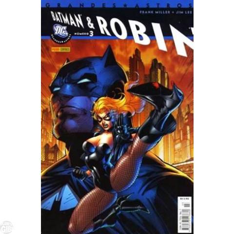 Grandes Astros Batman & Robin nº 003 mar/2007