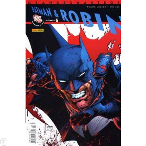 Grandes Astros Batman & Robin nº 005 out/2007