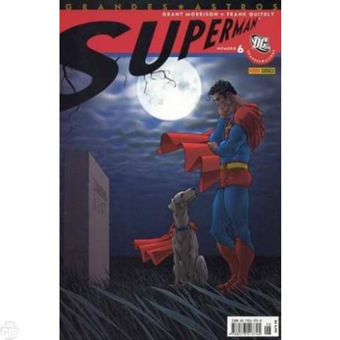 Grandes Astros Superman nº 006 jun/2007