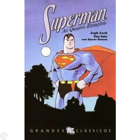 Grandes Clássicos DC [Panini - 1ª série] nº 008 jul/2006 - Superman: As Quatro Estações