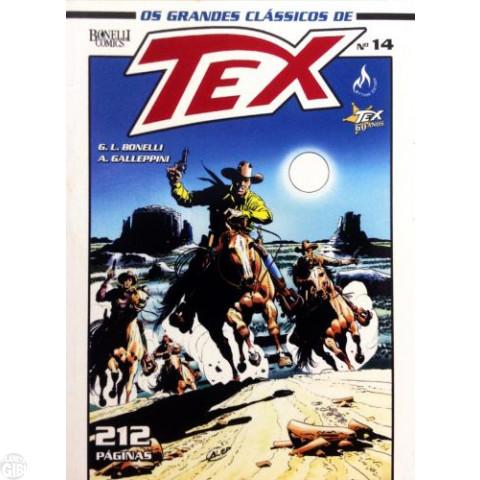 Grandes Clássicos de Tex nº 014 abr/08 - Os Filhos da Noite
