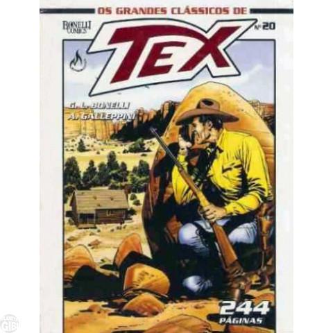 Grandes Clássicos de Tex nº 020 abr/09 - Missão em Devil's Hole