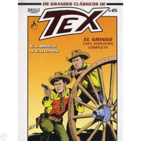 Grandes Clássicos de Tex nº 025 fev/10