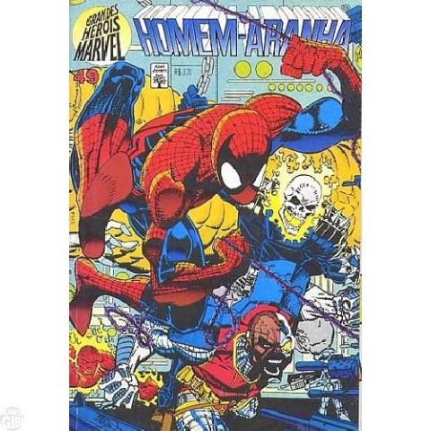 Grandes Heróis Marvel [Abril - 1ª série] nº 049 set/1995 - Homem-Aranha