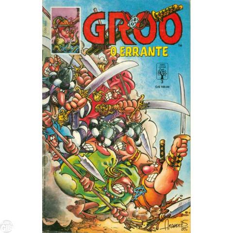 Groo O Errante [Abril] nº 003 jul/1990