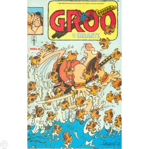 Groo O Errante [Abril] nº 009 jan/1991