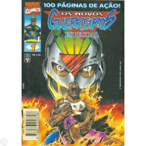 Novos Guerreiros Especial [Abril]  ago/1996