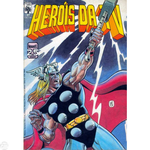 Heróis da TV [Abril - Marvel] nº 087 set/1986