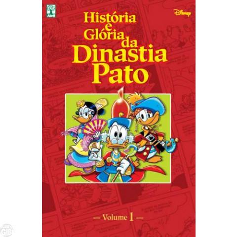 História e Glória da Dinastia Pato nº 001 set/2009