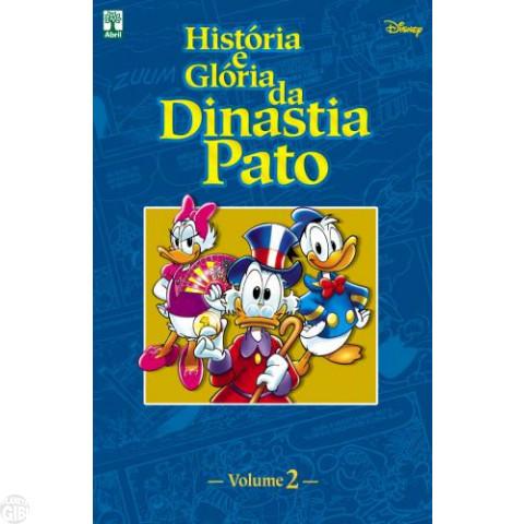 História e Glória da Dinastia Pato nº 002 out/2009