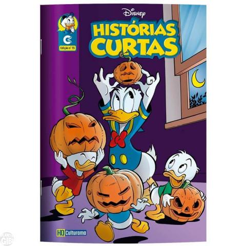 Histórias Curtas [Disney Culturama] 015 out/2020 Donald: Monstro por uma Noite