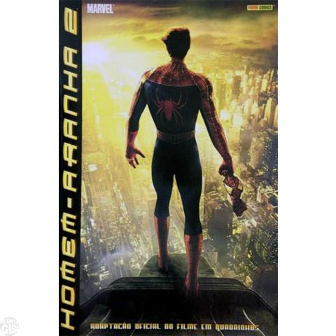 Homem-Aranha 2 Adaptação Oficial do Filme em Quadrinhos [Panini - 1ª série] jul/2004