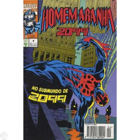 Homem-Aranha 2099 nº 004 jan/1994