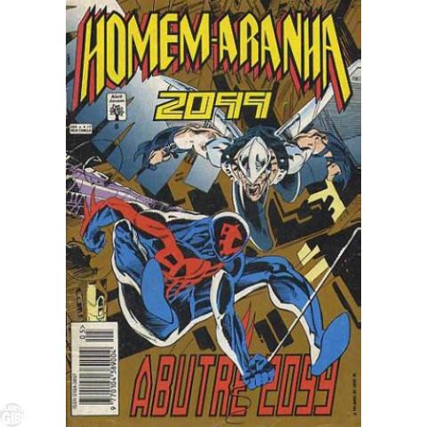 Homem-Aranha 2099 nº 005 fev/1994