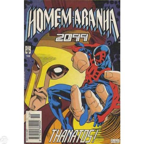 Homem-Aranha 2099 nº 010 jul/1994