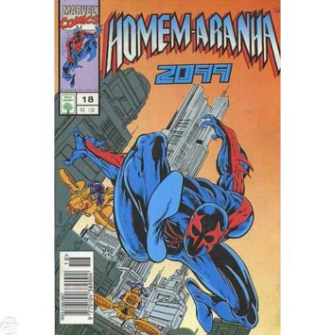 Homem-Aranha 2099 nº 018 mar/1995