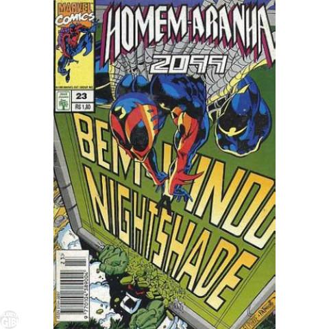Homem-Aranha 2099 nº 023 ago/1995