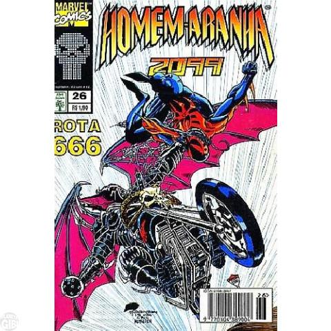 Homem-Aranha 2099 nº 026  nov/1995