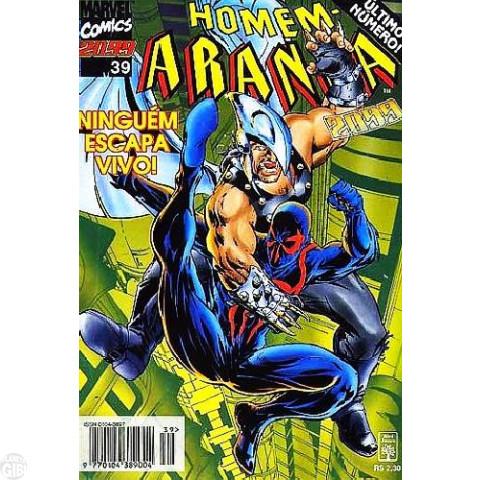 Homem-Aranha 2099 nº 039 dez/1996