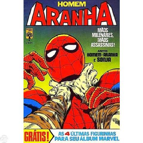 Homem-Aranha [Abril - 1ª série] nº 002 ago/1983 - Leia os detalhes abaixo
