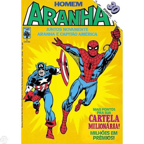 Homem-Aranha [Abril - 1ª série] nº 005 nov/1983