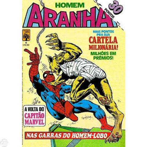 Homem-Aranha [Abril - 1ª série] nº 006 dez/1983