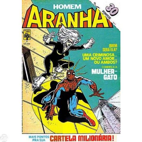 Homem-Aranha [Abril - 1ª série] nº 007 jan/1984