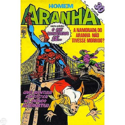Homem-Aranha [Abril - 1ª série] nº 010 abr/1984 - Leia os detalhes abaixo