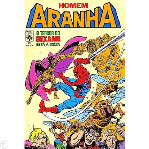Homem-Aranha [Abril - 1ª série] nº 013 jul/1984
