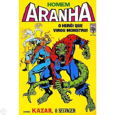Homem-Aranha [Abril - 1ª série] nº 017 nov/1984