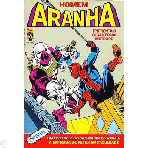 Homem-Aranha [Abril - 1ª série] nº 018 dez/1984