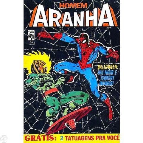 Homem-Aranha [Abril - 1ª série] nº 030 dez/1985