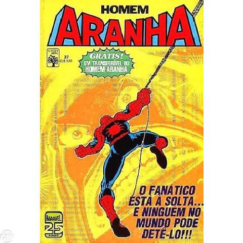 Homem-Aranha [Abril - 1ª série] nº 037 jul/1986