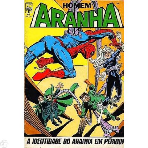 Homem-Aranha [Abril - 1ª série] nº 044 fev/1987