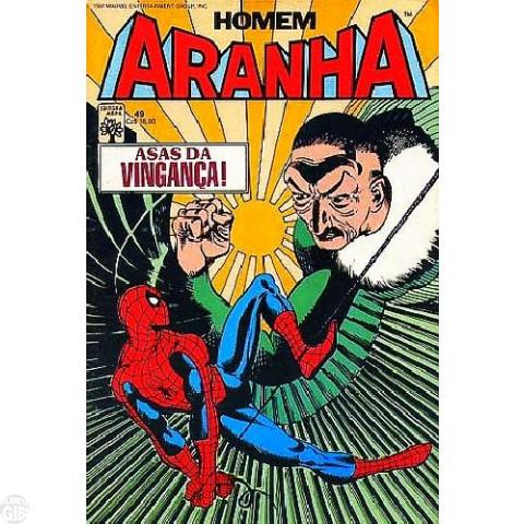 Homem-Aranha [Abril - 1ª série] nº 049 jul/1987